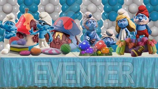 Servicio de decoración para fiestas y eventos infantiles: Mesa de ...