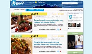 sito web offerte a palermo kypon.it
