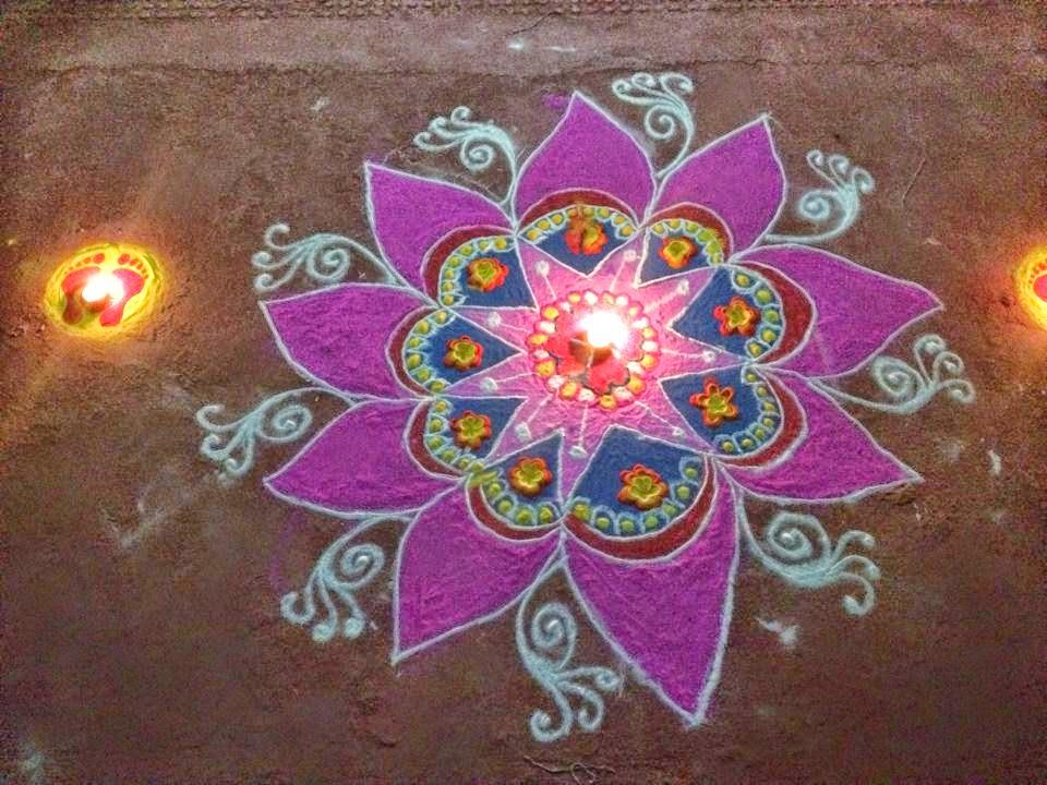 Rangoli Diwali Collection 16