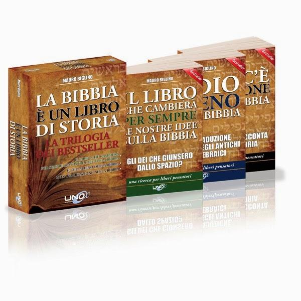 COFANETTO: LA BIBBIA E' UN LIBRO DI STORIA