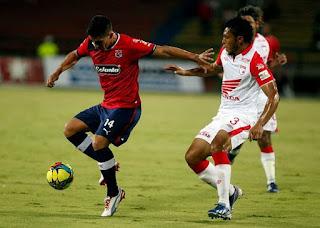 Independiente Medellin vs Independiente Santa Fe