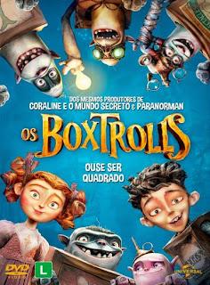 Os Boxtrolls - BDRip Dual Áudio