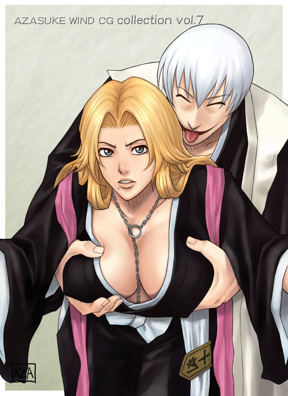 Bleach hentai manga scans