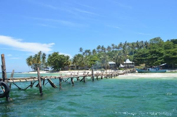 Wisata Pulau Randayan Bengkayang