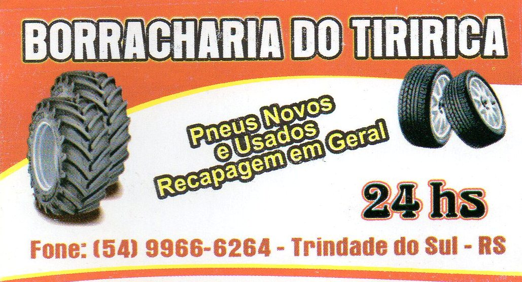 BORRACHARIA DO TIRIRICA