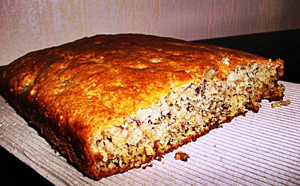 Home Made Recipe For Banana Cake