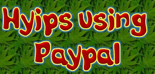 hyips using paypal