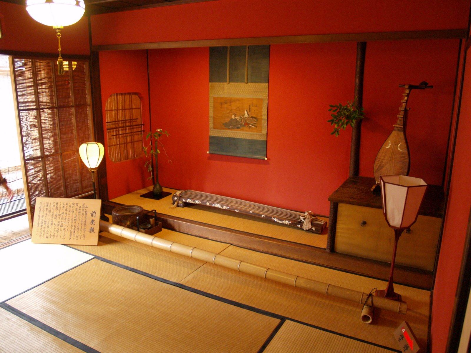 Apuntes de viajes La casa japonesa, el encanto de la sencillez