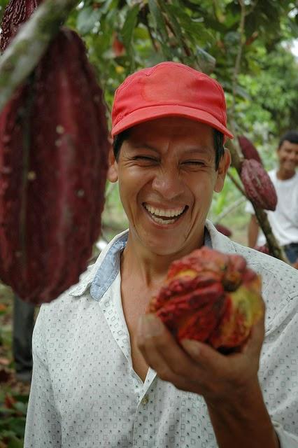 Chuao Chocolate Town in Venezuela