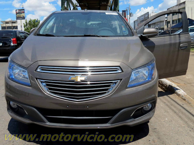 Novo Chevrolet Prisma 2014 (Onix Sedan)