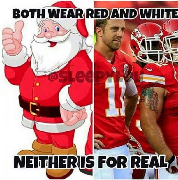 both red and white neither is for real.- #chiefshaters #chiefs