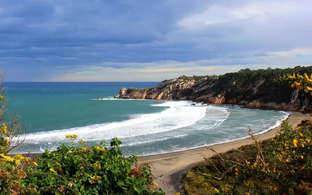 Playa de Barayo, Reserva Natural Parcial de la Biosfera y Reserva Natural