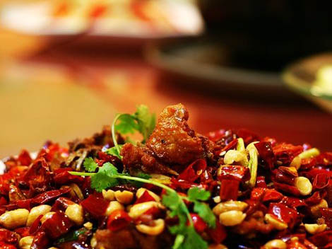 Five Basic Taste Sensations http://www.tasteandflavours.com/2012/10/sichuan-food-culture.html