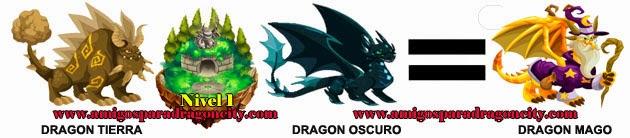 como obtener el dragon mago en dragon city formula 1
