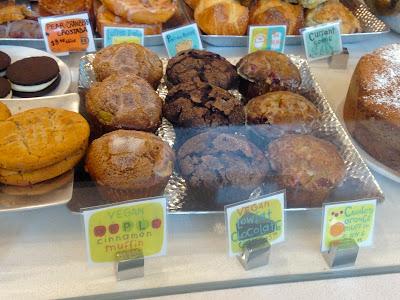 Flour Bakery Muffins