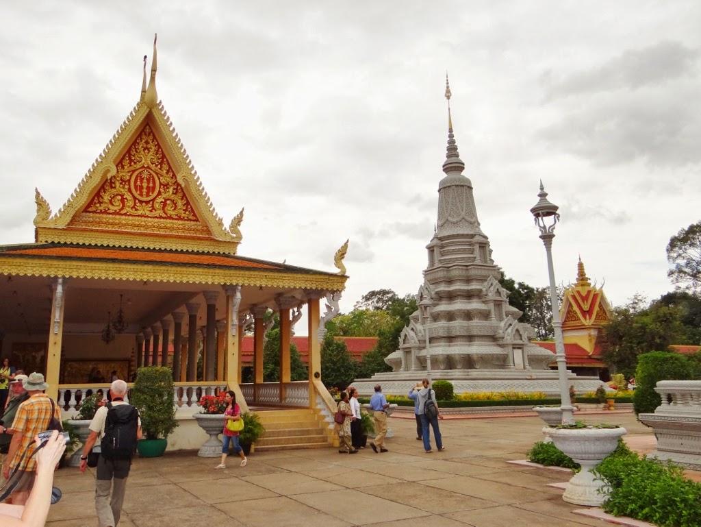Pałac Królewski - Phnom Penh
