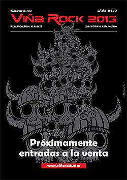Viña Rock 2013 en Villarrobledo del 2 al 4 de mayo