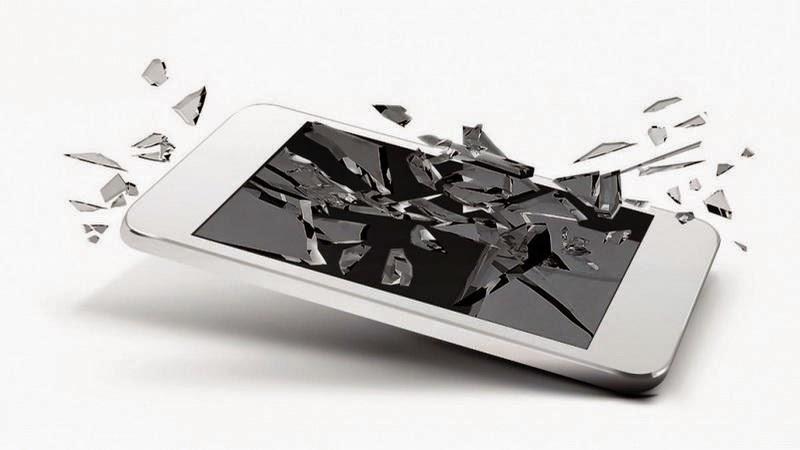 Layar Samsung Galaxy S6 Edge Rentan Remuk