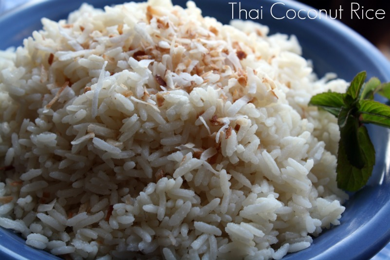 thai coconut rice recipe coconut rice coconut rice coconut rice with ...
