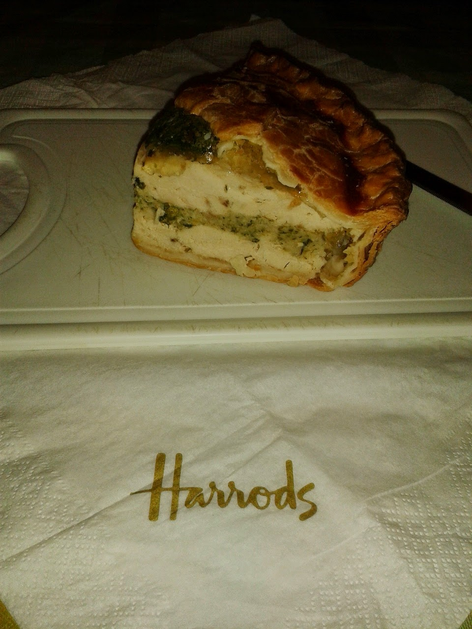 Harrods Essex Larder Chicken Pie Review