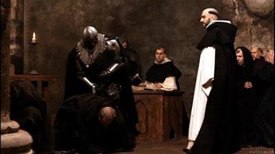 Bernardo Gui Inquisición Nombre de la Rosa