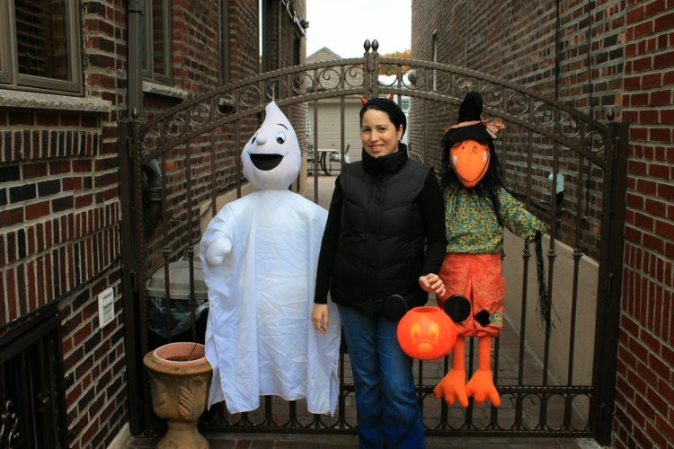 A Vintage Nerd, Vintage Halloween, Vintage Blog,