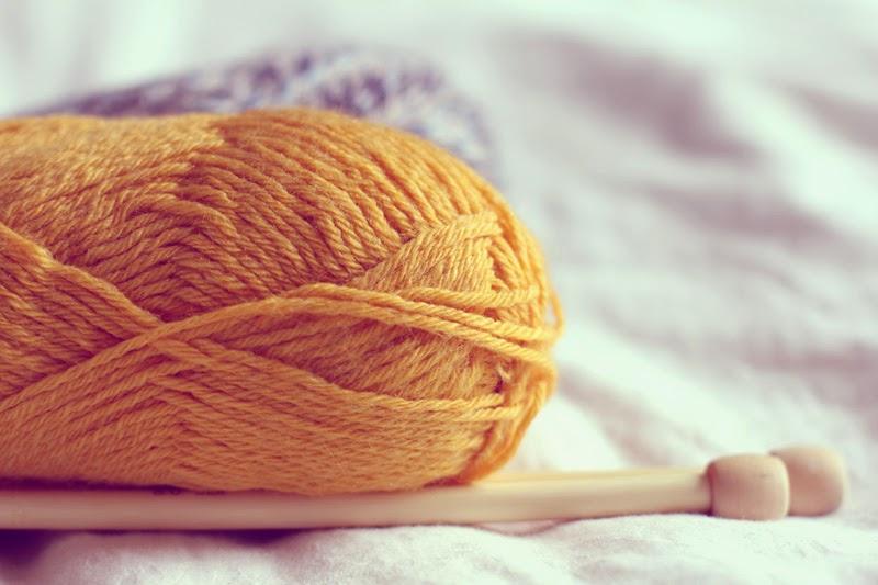 Tricot - pelotes de laine