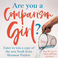 Win a copy of Comparison Girl!