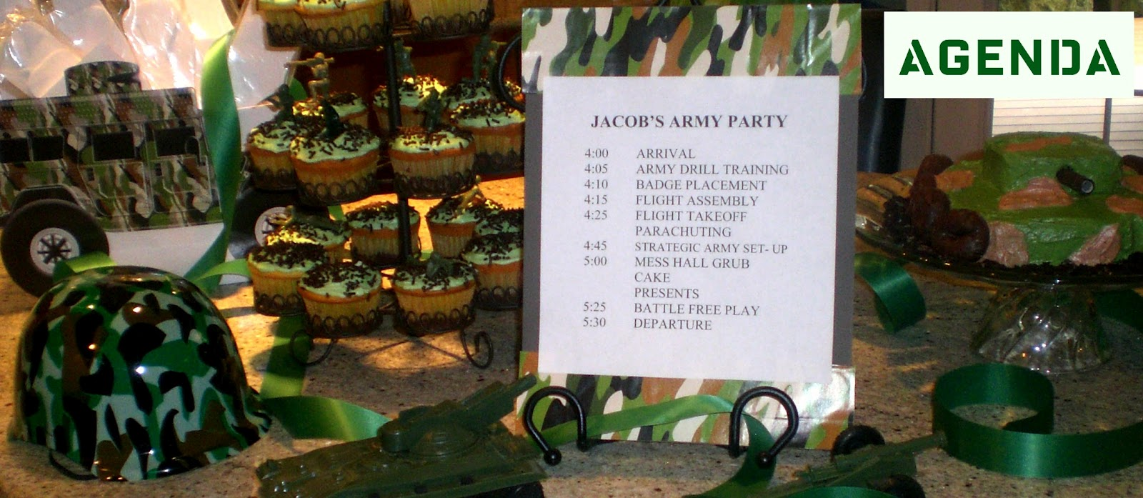 Army Party Food Ideas Submited Images