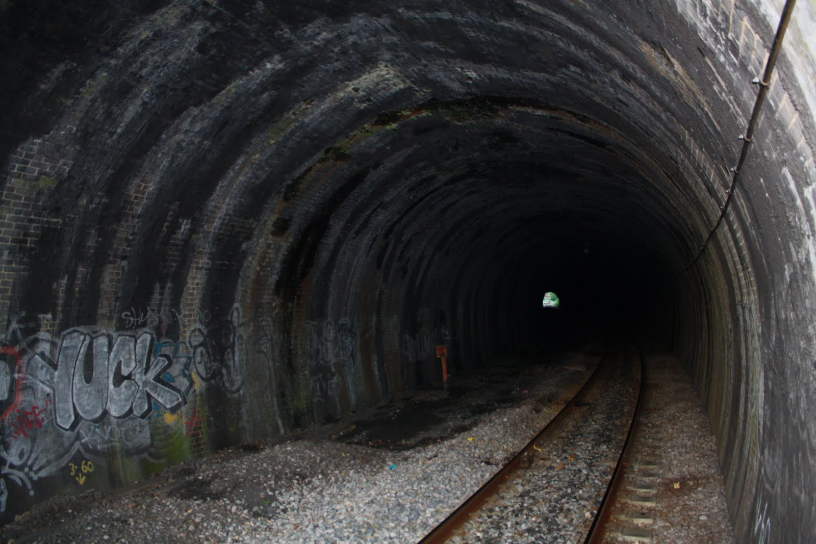 Train Tunnel, Bristol