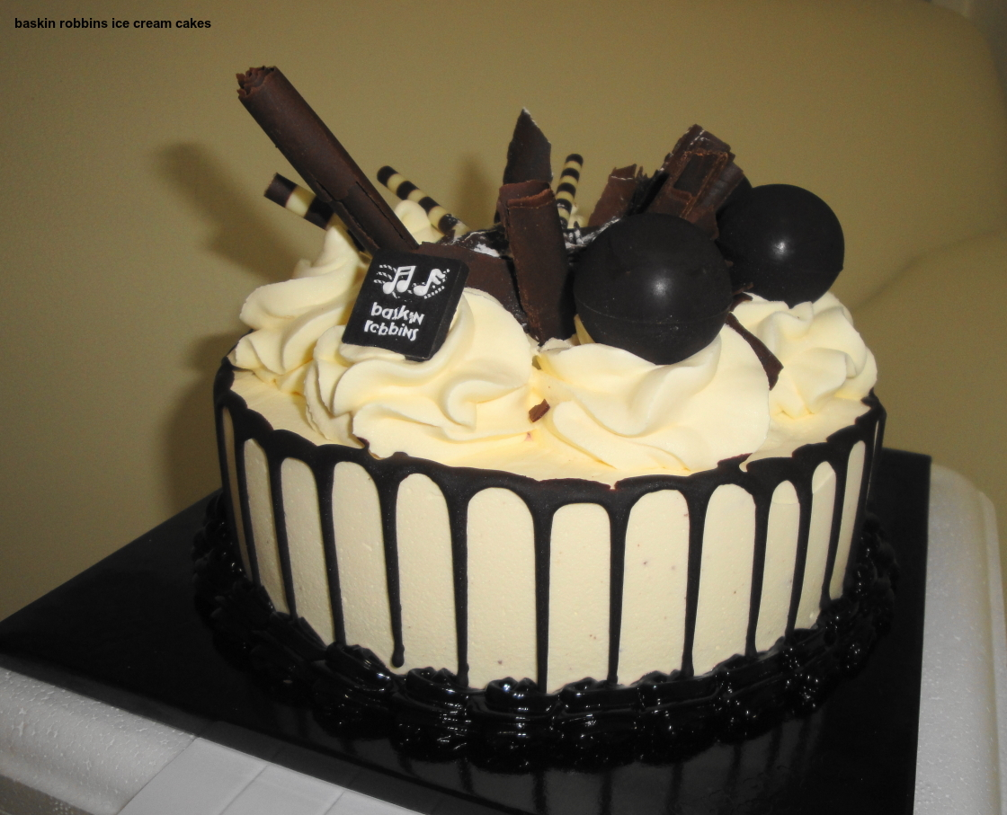 Tips For Baskin Robbins Ice Cream Cakes 2015 The Best Party Cake
