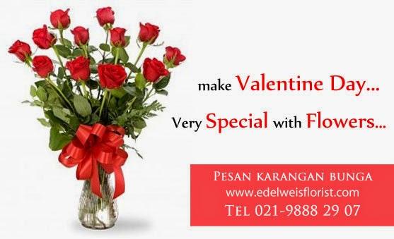 bunga hari valentine day, toko bunga, bunga mawar