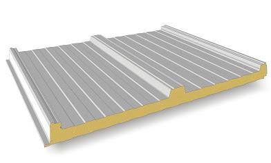 instalar panel s ndwich por uralitas con aislamiento de