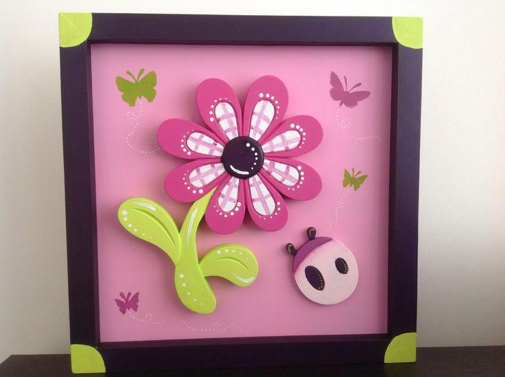 Mente creativa cuadros bebe - Cuadros decorativos dormitorio ...