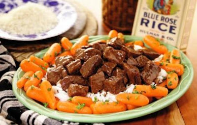 Braised Sirloin Tips