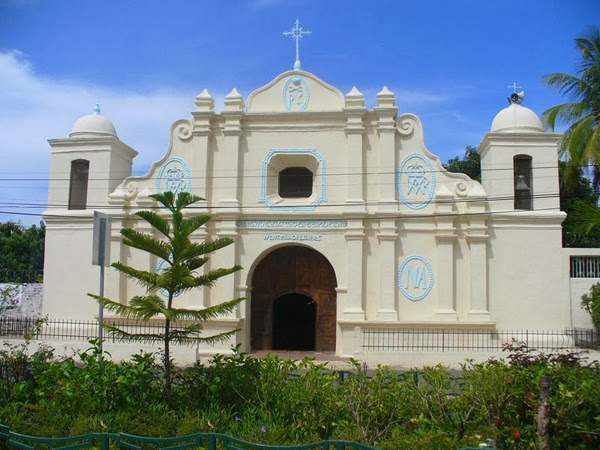 Iglesia de Conchagua, fundada en el año 1693