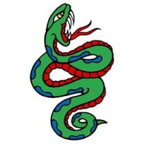 imagens de Tatuagens de Cobra