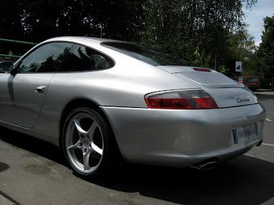 Porsche 911 Carrera (996 3.6) sur carrerament,com