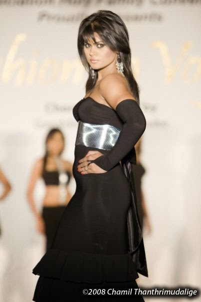 HFC Fashion show - Oct 2008