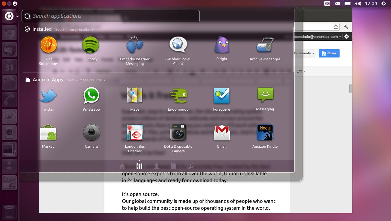 An early look at ubuntu dock for gnome shell in ubuntu 1710 (artful aardvark)