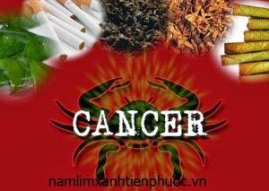 Tác nhân dễ dẫn đến ung thư