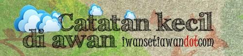 Iwan Setiawan's Blog