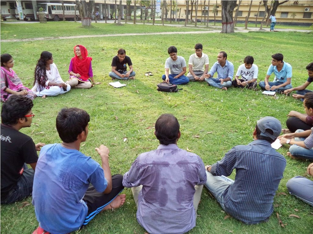 First meeting of EWB-Bangladesh