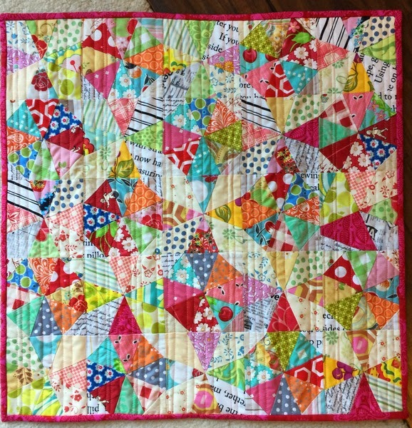 Mini Kaleidoscope Quilts | A Quilting Life - a quilt blog : kaleidoscope quilts - Adamdwight.com