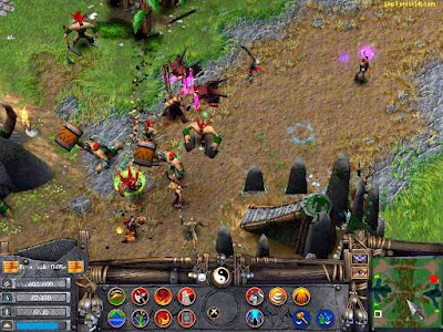 Download Games Battle Realms Winter Of The Wolf For PC Full Version