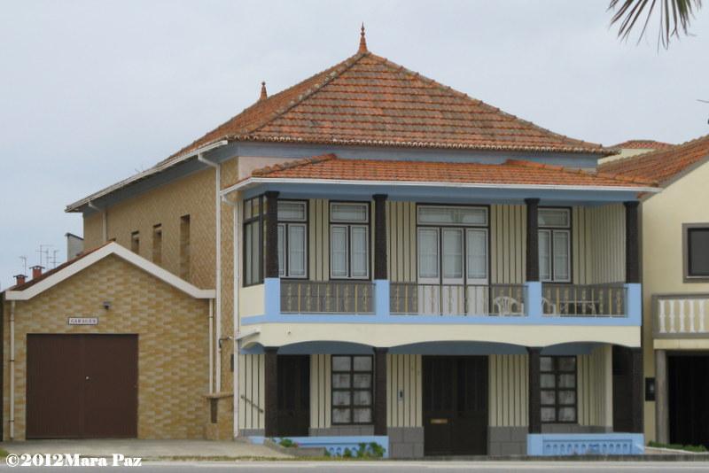 Ria de Aveiro house