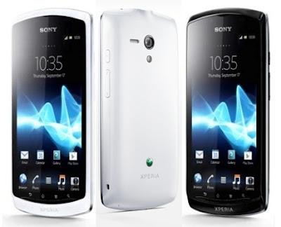 Spesifikasi Sony Xperia Neo L