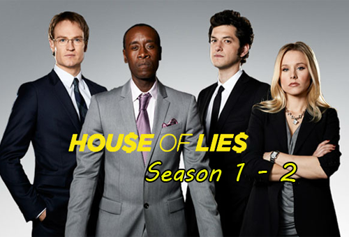 House of Lies - TV Shows - Complete Season 1 - 2