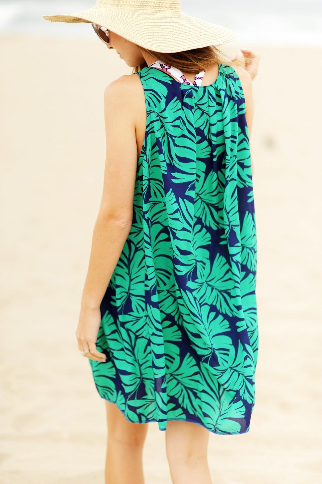 Сшить пляжное платье своими руками быстро и без выкройки 507