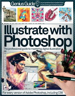 genius guide illustrate with photoshop Vol. 1